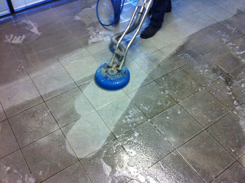 Tile cleaning Manly