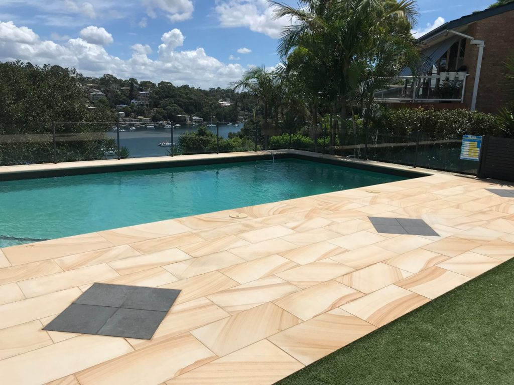 Outdoor Tile Cleaning