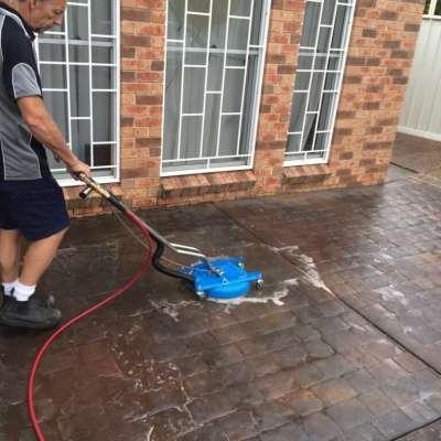 Outdoor tile sealing
